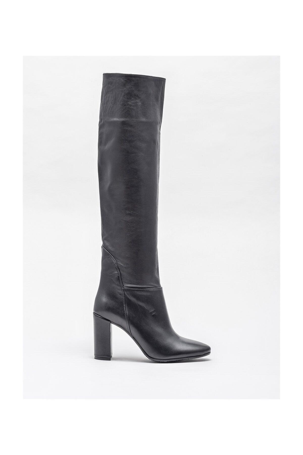 Elle Shoes Kadın DAUNAR Çizme 20KMK308-3657 2