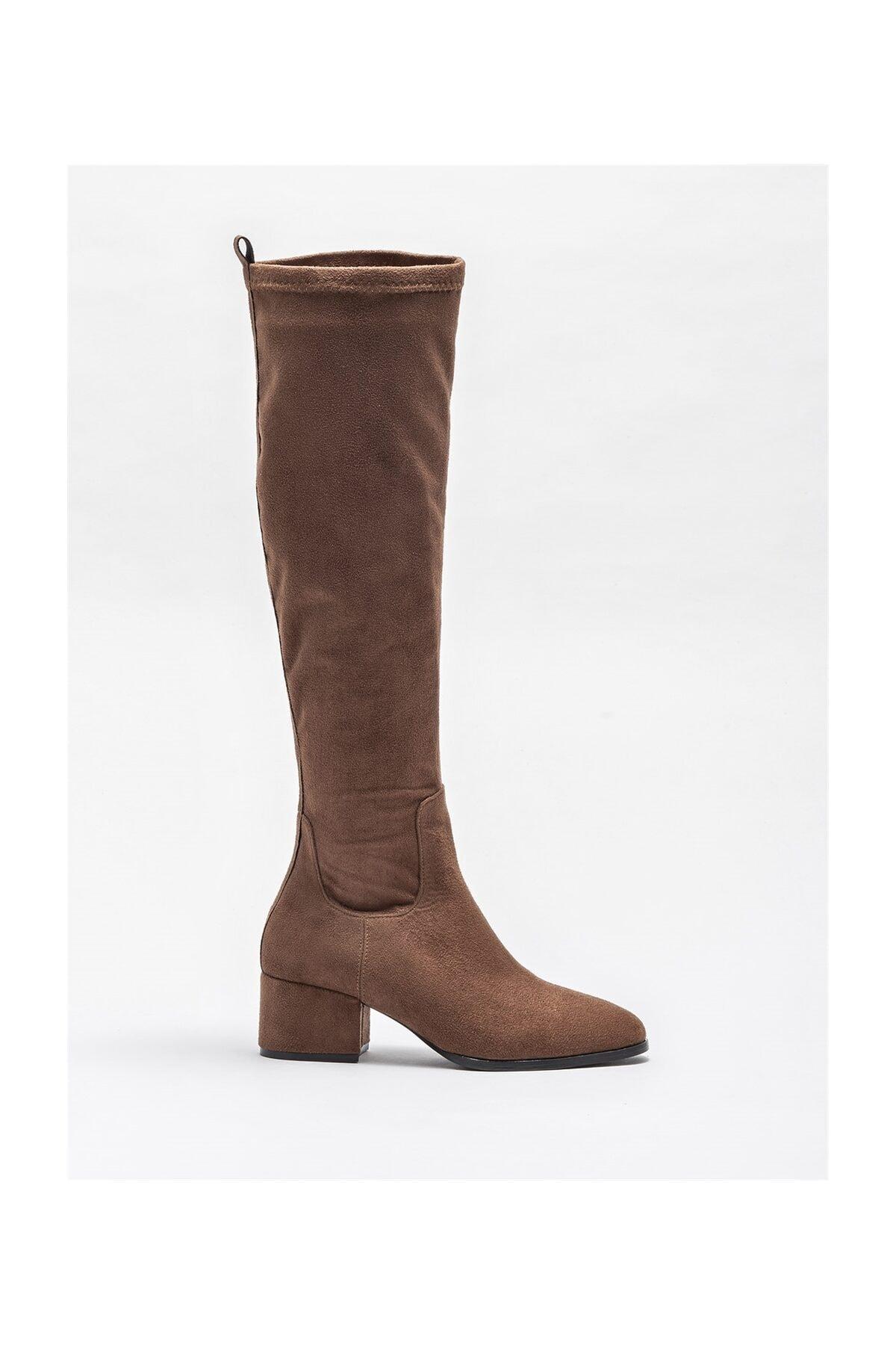 Elle Shoes Kadın Çizme 20KTO34102 1