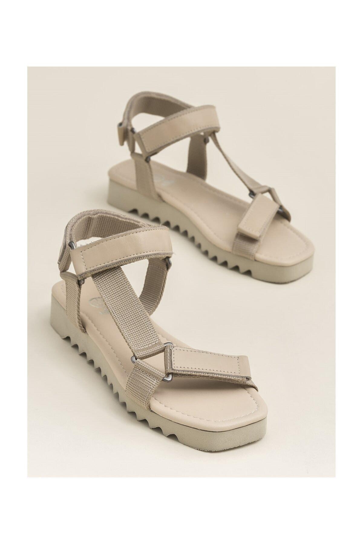Elle Shoes Tammara Kadın Sandalet 1