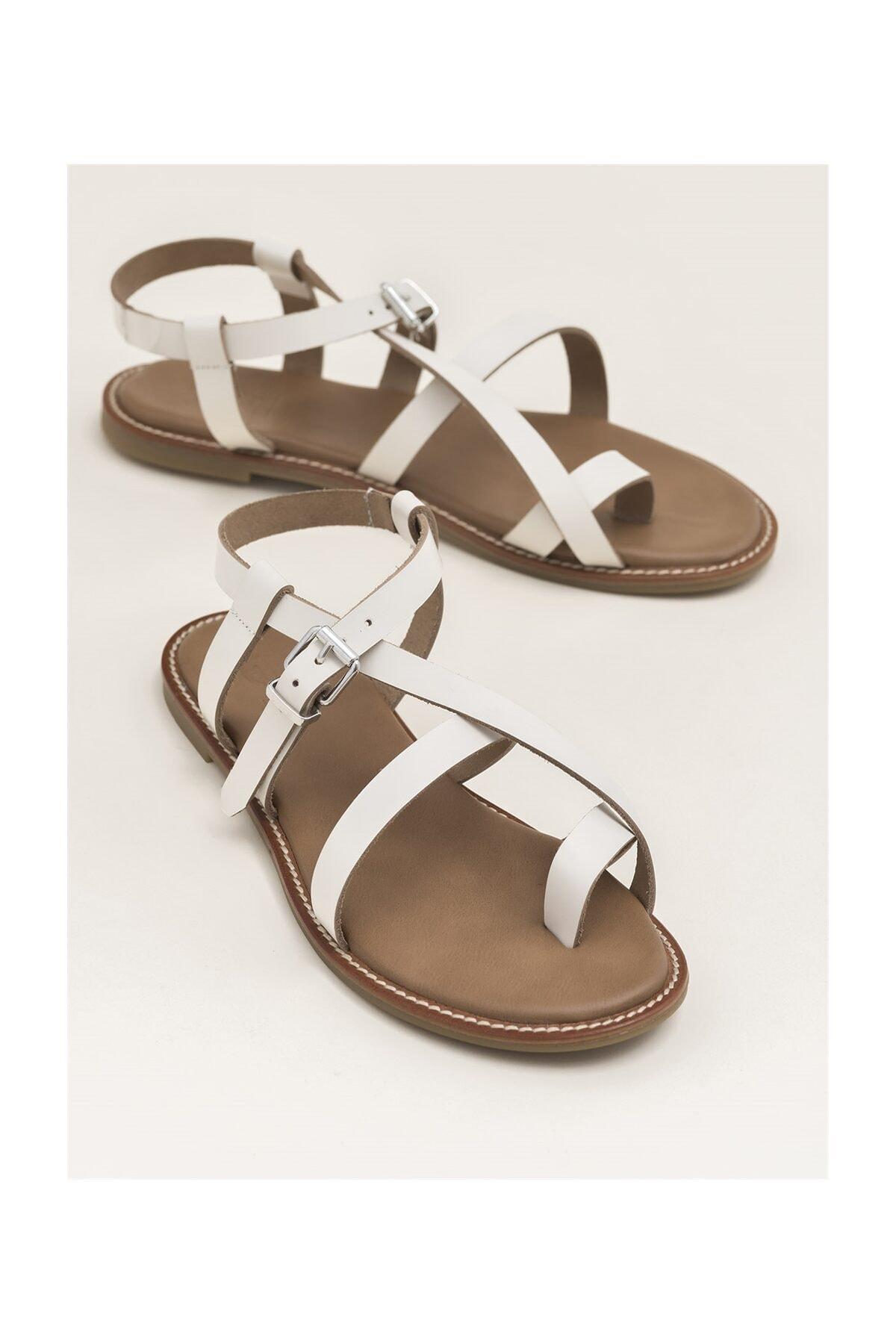 Elle Shoes Elayne Kadın Sandalet 1