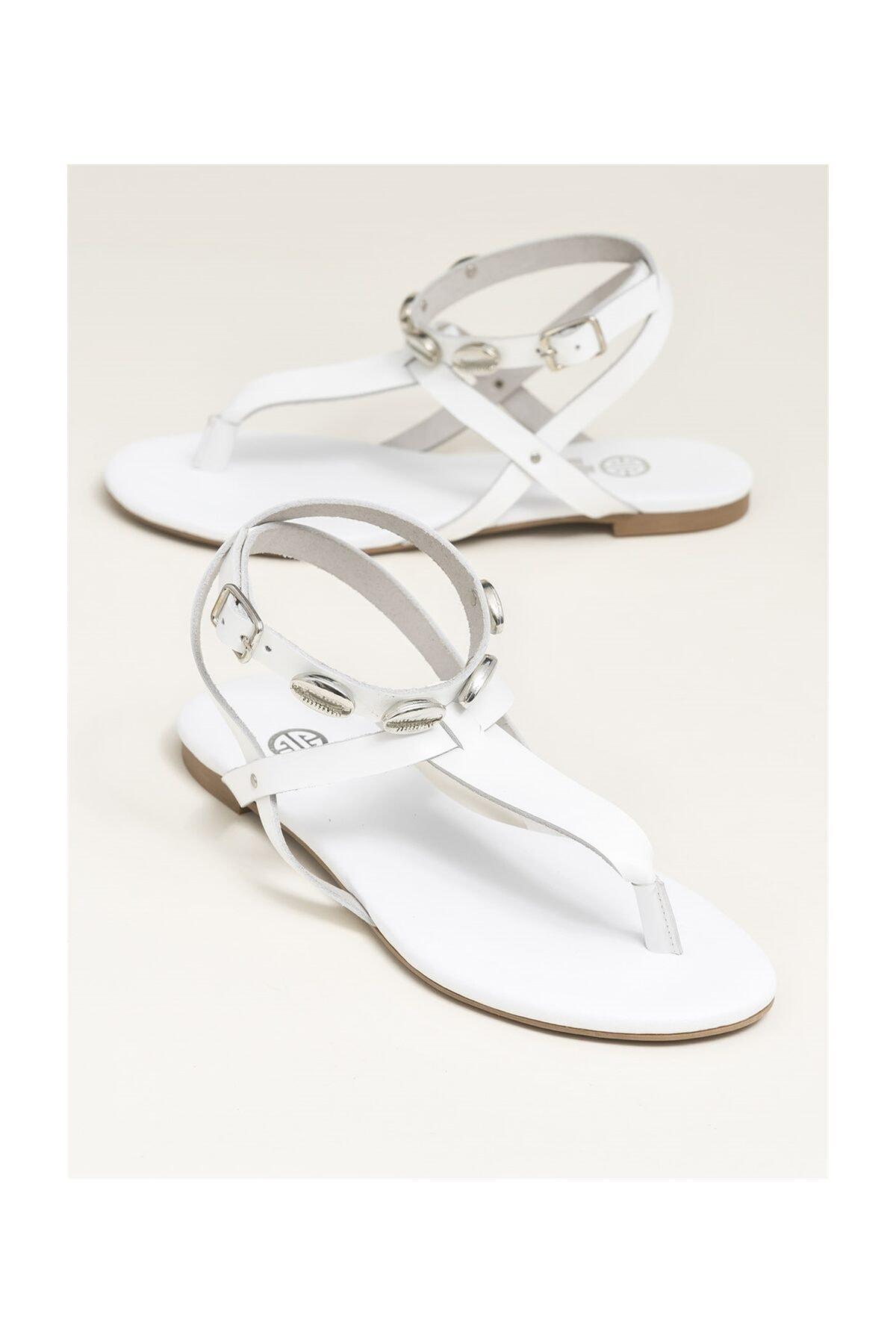 Elle Shoes Tate Kadın Sandalet 1