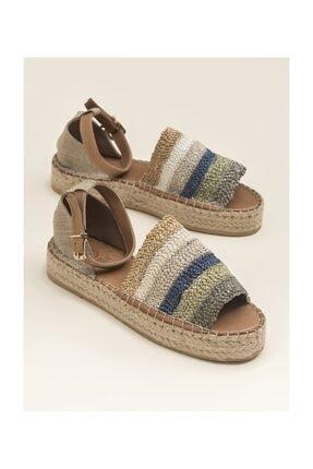 Elle Shoes Sayers Kadın Sandalet