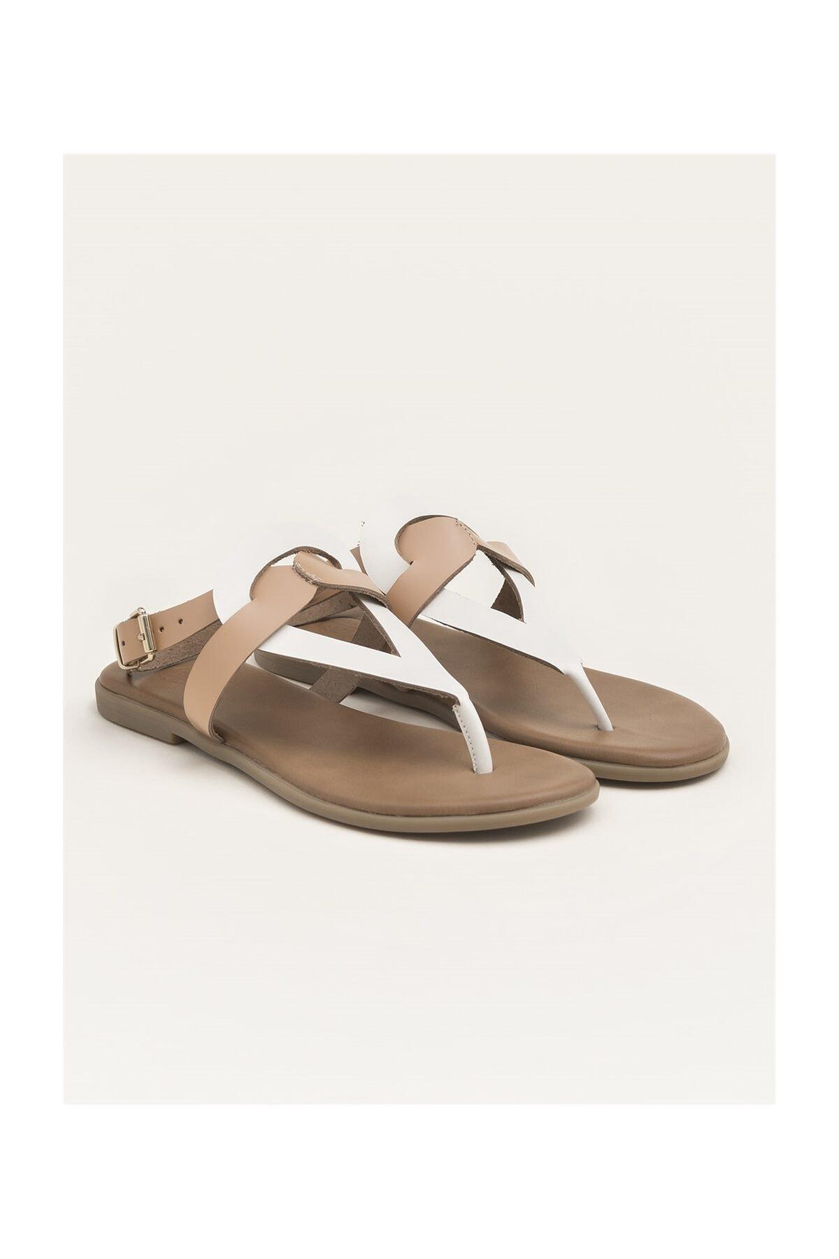 Elle Shoes Ishıta Kadın Sandalet 2