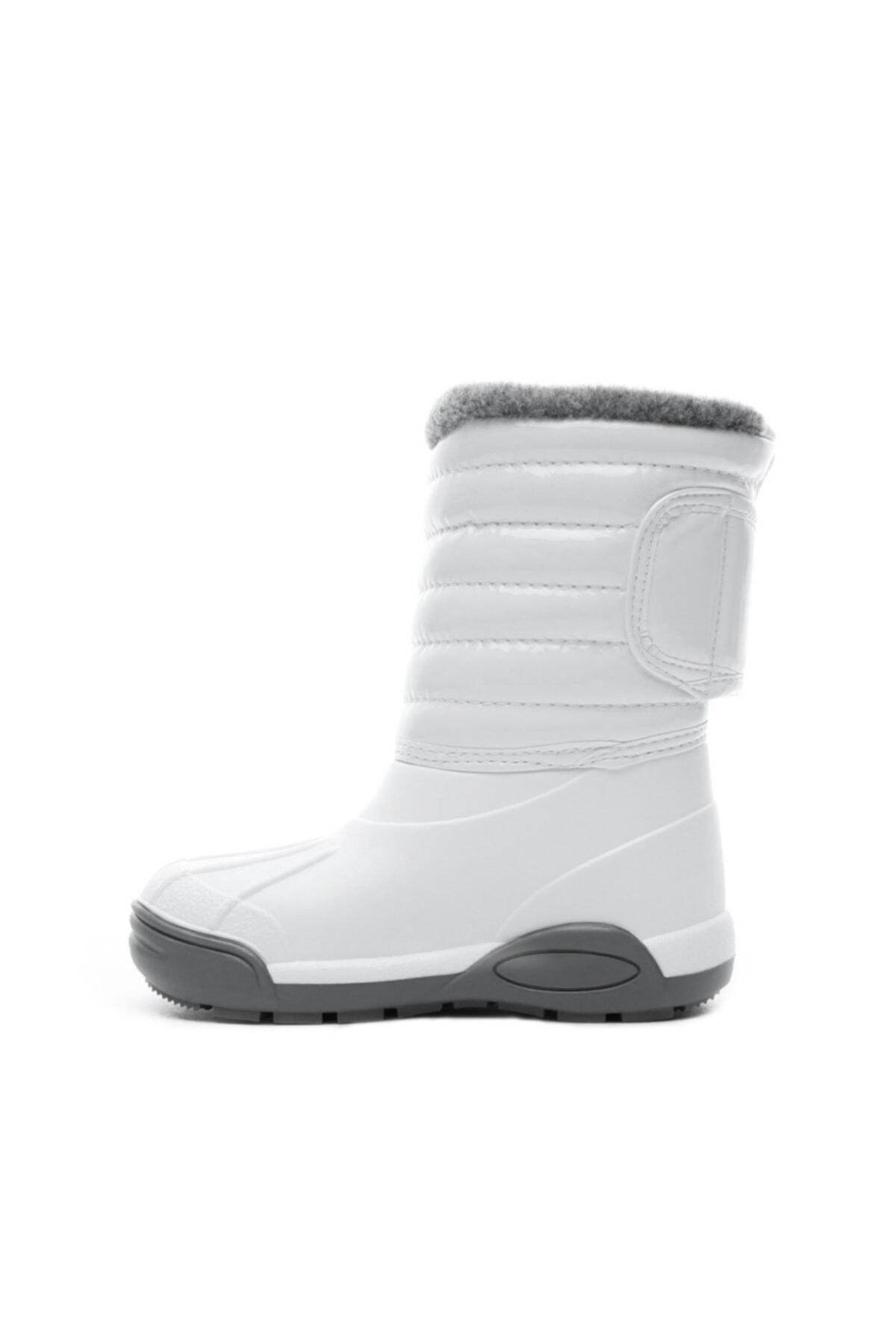 IGOR Çocuk Beyaz Yağmur Kar Botu W10168 2