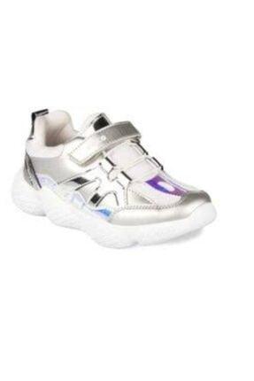 Vicco Cruse Kız Çocuk Gümüş Phylon Spor Ayakkabı