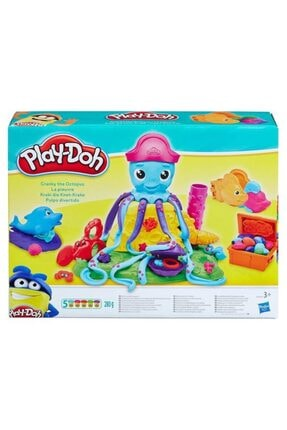 Play Doh Oyun Hamuru Oyuncu Ahtapot