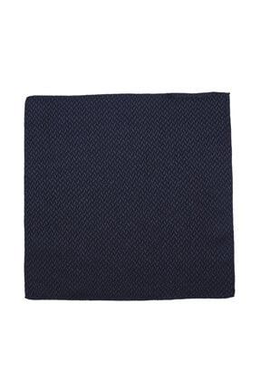 ALTINYILDIZ CLASSICS Erkek Mavi-Siyah Mendil