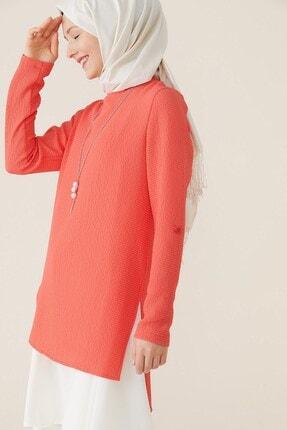Nihan Kadın Nar Çiçeği Tunik Takım