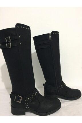 MP Kadın Siyah Çizme