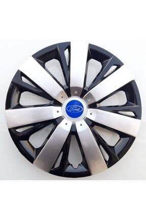 YAMAÇ 14'' Inç Ford Jant Kapağı 4 Adet Çelik Jant Görünümlü Renkli - Kırılmaz Esnek