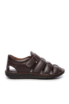 KEMAL TANCA Erkek Derı Sandalet Sandalet 746 180 ERK SNDLT Y19