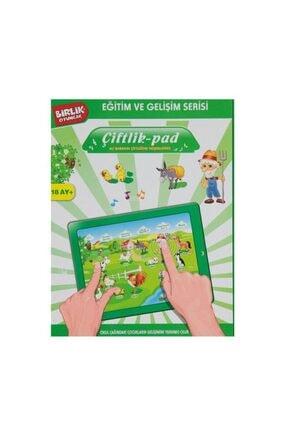 Bircan Oyuncak Ali Babanın Çiftliği Tablet - Türkçe Konuşan Eğitici Çiftlik Pad