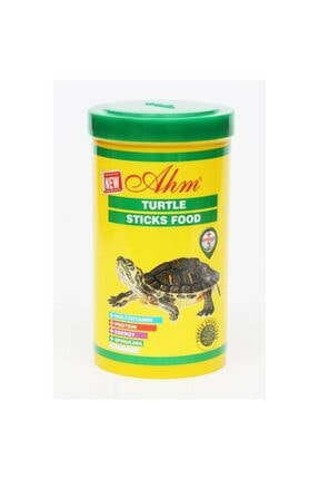 Ahm Kaplumbağa Yemi Turtle Sticks Green 1000ml