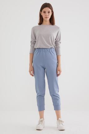 Loreen Kadın Mavi Pantolon-30189-70