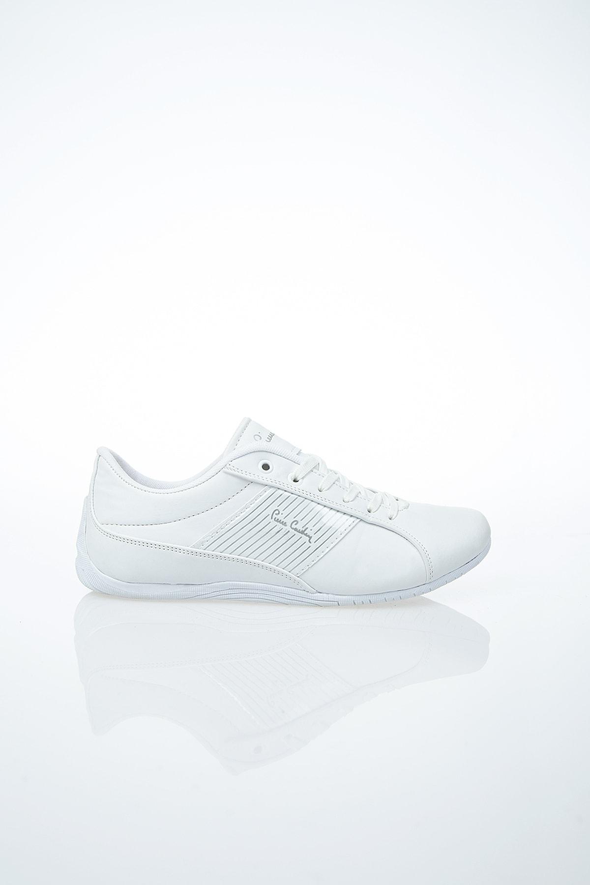 Pierre Cardin Pc-30074 Erkek Günlük Spor Ayakkabı-beyaz 1