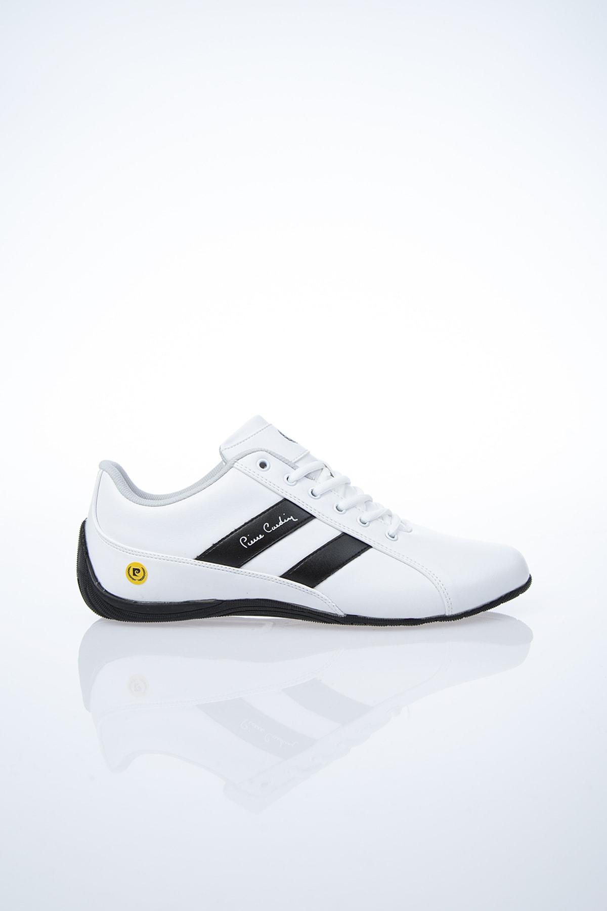 Pierre Cardin Erkek Beyaz Sneaker Pc-30490 - 3319-19 1
