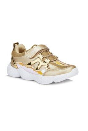 Vicco Kız Çocuk Altın Phylon Spor Ayakkabı