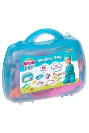 DEDE Oyuncak Candy Doktor Çantası 01923