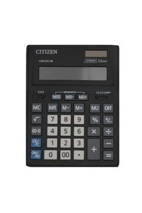 Citizen Cdb1201 Büyük Hesap Makinesi