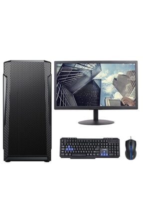 TURBOX Intel I5m 8gb Ram 500gb Hdd 18,5'' Monitörlü Masaüstü Bilgisayar