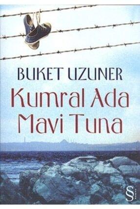 Everest Yayınları Kumral Ada Mavi Tuna -Buket Uzuner