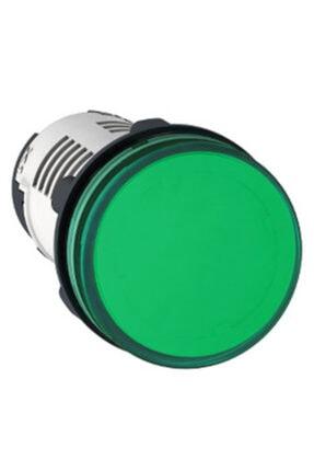 Schneider Electric Yuvarlak Pilot Işığı Çap 22 Yeşil Entegre Led 24 V Vida Kelepç Terminali