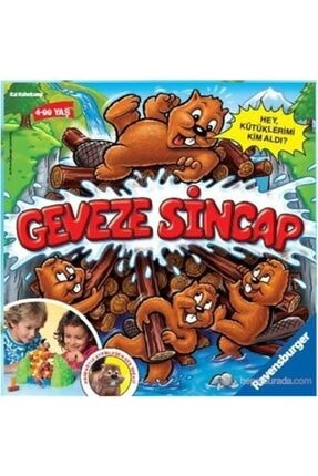 RAVENSBURGER Geveze Sincap Türkçe