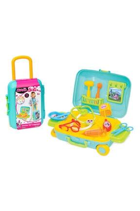 DEDE Oyuncakminnie Mouse Bavulum Doktor Set 03481
