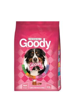 Goody Kuzu Etli&pirinçli Yetişkin Köpek Maması 15 Kg