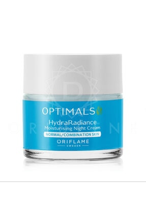 Oriflame Optimals Hydra Radiance Besleyici Gece Kremi Normal/karma Ciltler 50ml