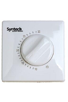 SYNTECH Syn 174 Mekanik Kablolu Manuel Analog Oda Termostatı