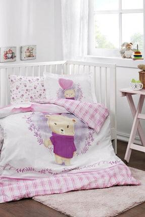 Özdilek Purple Lover Battaniyeli Bebek Nevresim Takımı