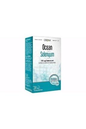Ocean Orzax Selenyum 100 Takviye Edici Gıda 30 Kapsül Stk 2023