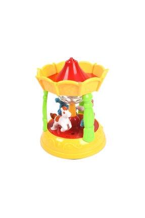 Toys Pilli Işıklı Atlı Karınca Oyuncak
