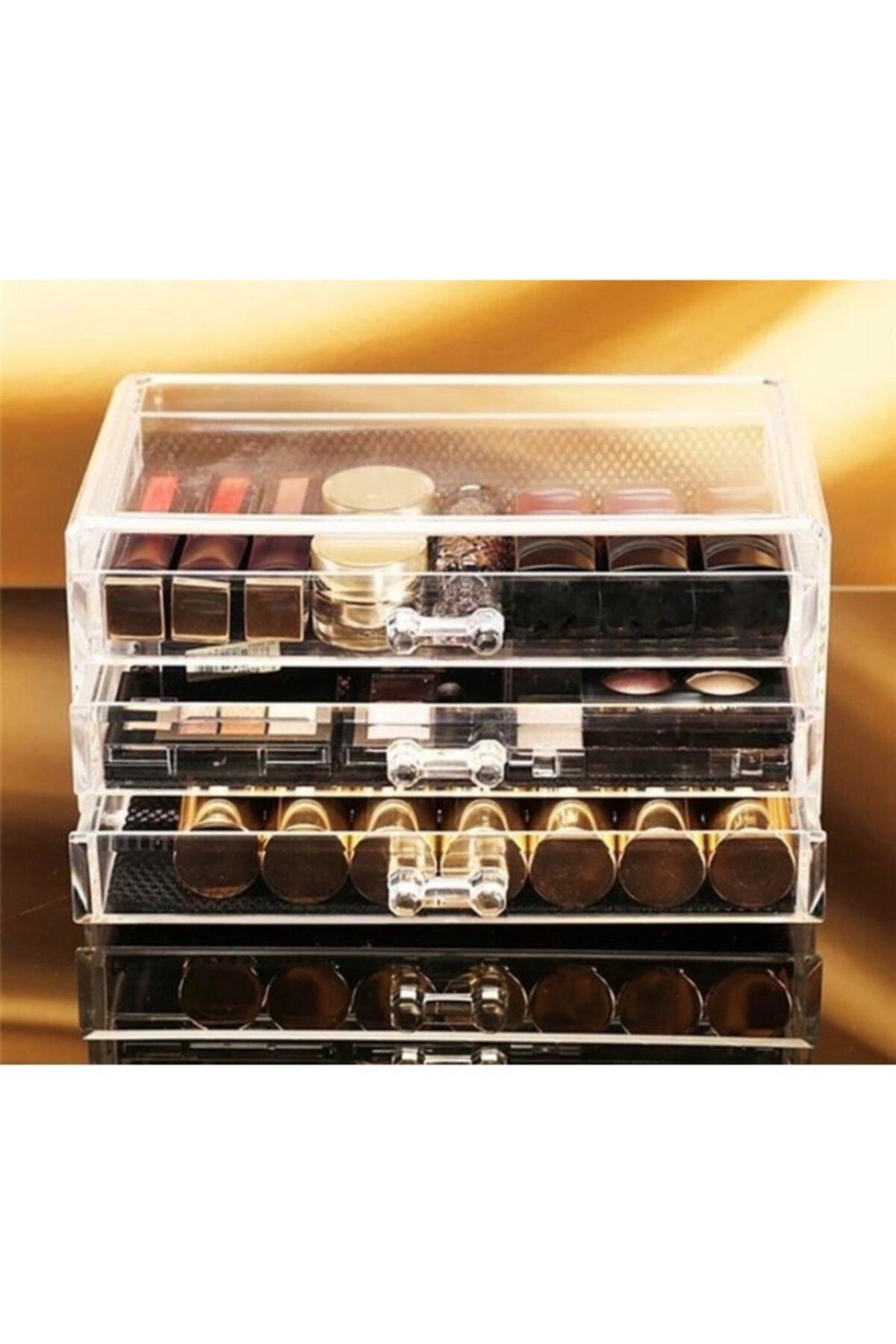 MakeupOrganizerbyBurcu 3 Çekmeceli Düzenleyici 1