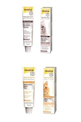 Gimcat Malt Soft Extra 20 gr + Multivitamin 20 gr