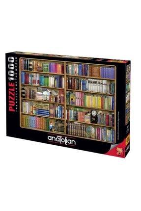 Anatolian Puzzle 1093 Kitaplık/1000pcs Puzzle / Anatolian