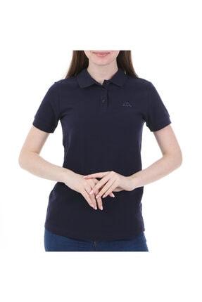 Kappa Rdk Kadın Polo T-shirt Sharas Lacivert