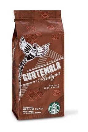 Starbucks Guatemala Antigua Filtre Kahve 250 Gr Çekirdek Kahve