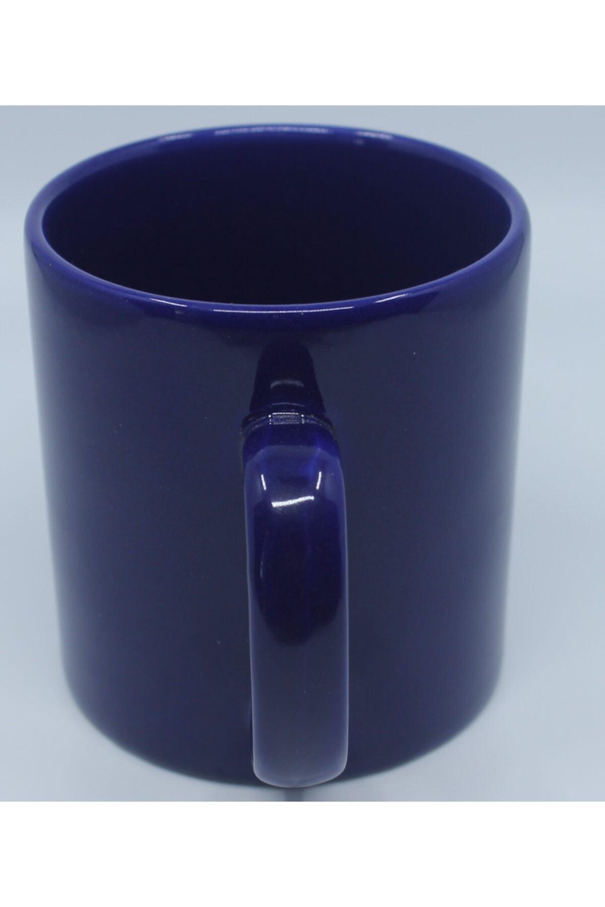 Keramika Silindirik Kupa Lacivert Tr200324fmx3a000000matv100 2