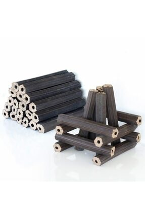 Woodhane Emt Briket Şömine Odunu 25kg
