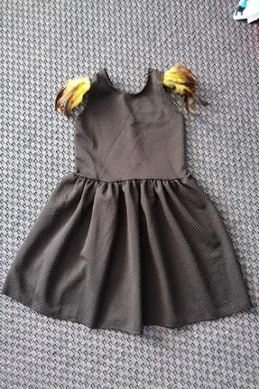 ESDE Kız çocuk Siyah Parti Ve Balo Kıyafeti