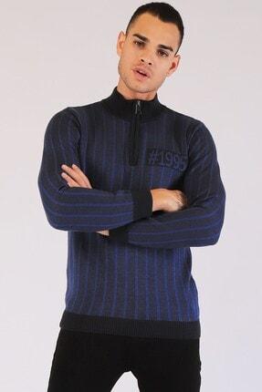Twister Jeans Erkek Lacivert İndigo Kazak