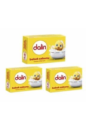 Dalin 3 Adet Baby Sabun