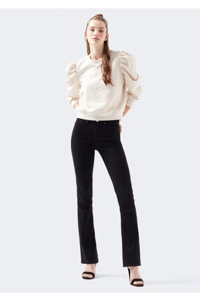 Mavi Kadın Molly Siyah Jean Pantolon 1013624623