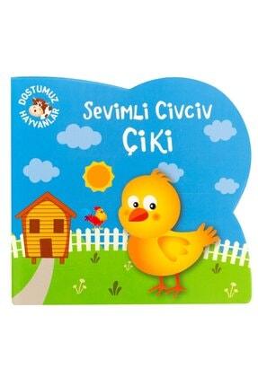 bebeğimin Bebek Kitabı Sevimli Civciv Çiki Dostumuz Hayvanlar