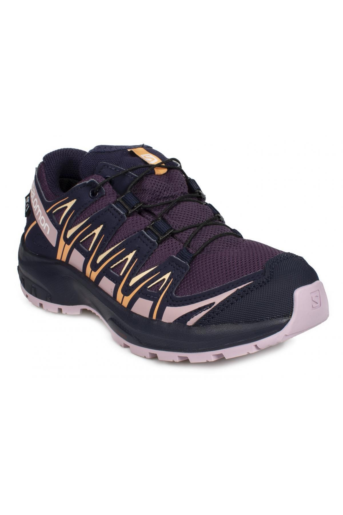 Salomon Unisex Mor Ayakkabı 1