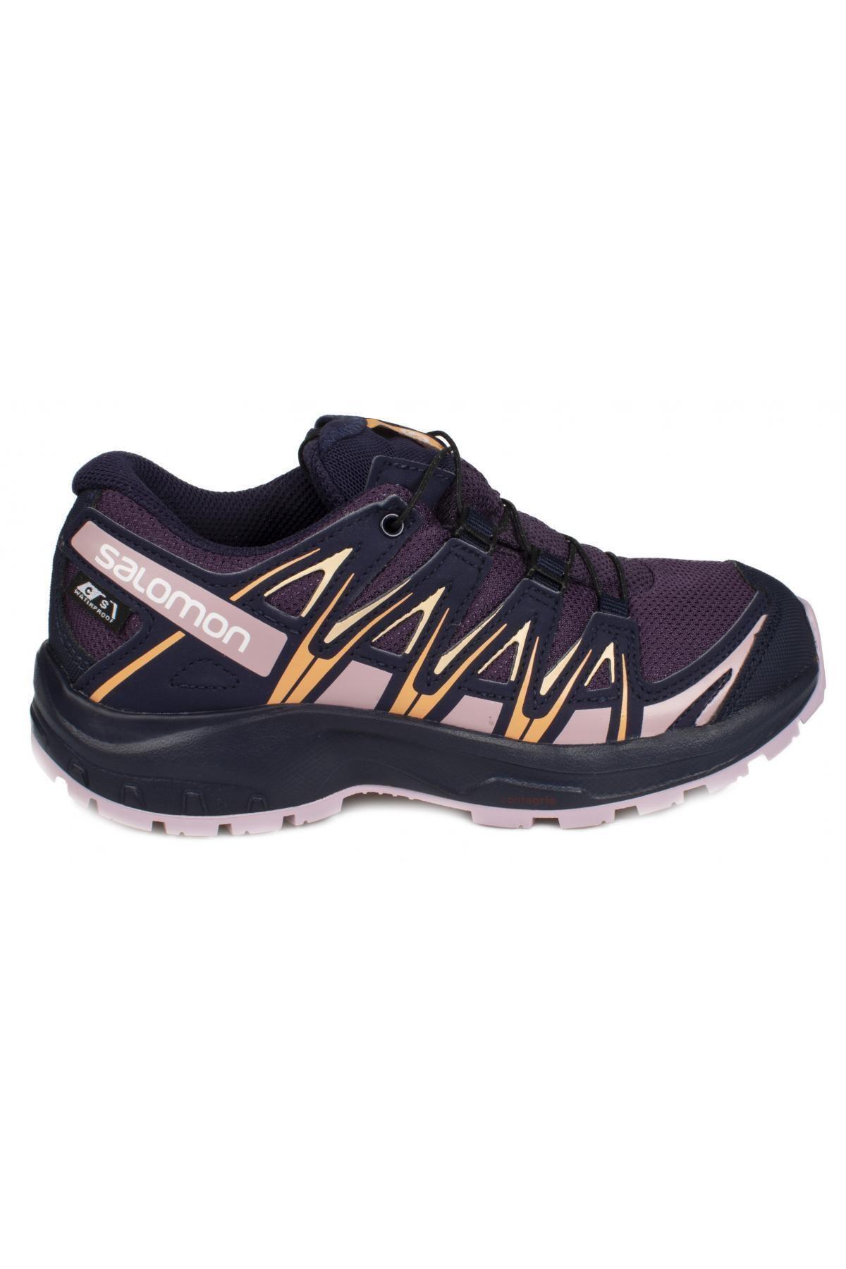 Salomon Unisex Mor Ayakkabı 2