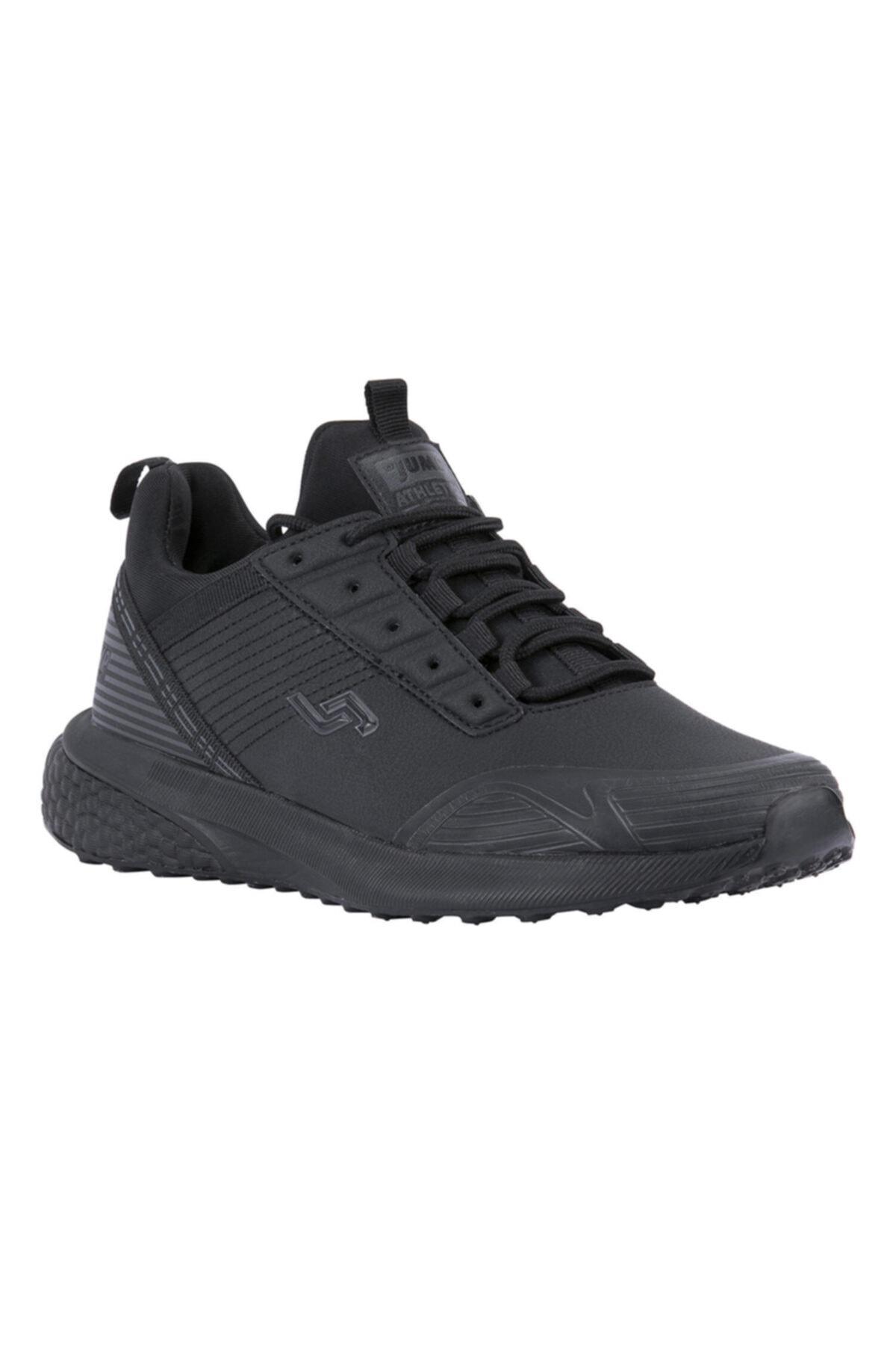 Jump Kadın Siyah Spor Ayakkabı  25750 2