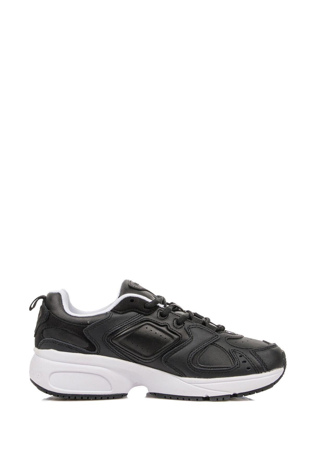 Tommy Hilfiger Kadın Siyah Wmn Heritage Sneaker En0en00947 1